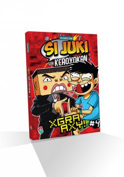 Si Juki : Seri Keroyokan #4