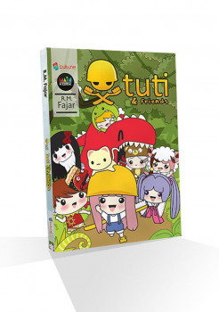 Komik Tuti First Edition