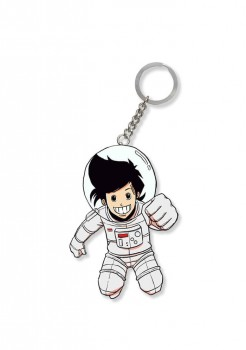 Keychain Si Bedil Astronot