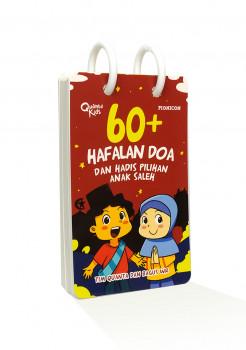 Buku 60+ Hafalan Doa dan Hadis Pilihan Anak Saleh