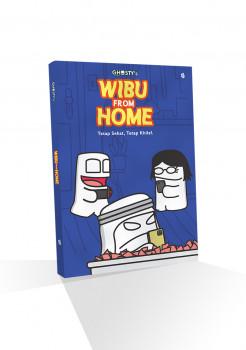 Komik Ghosty: Wibu From Home