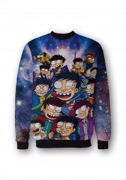 Sweater Si Juki Gaya Trendy Masa Kini