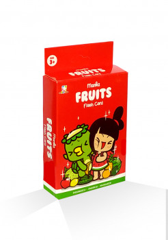 Manka Fruits Flashcard