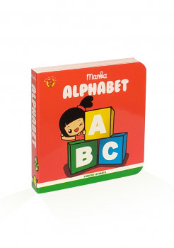 Board Book Manka Alphabet
