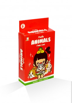 Manka Animals Flashcard