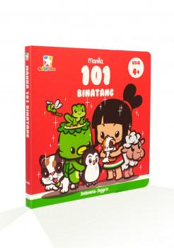 Buku Manka 101 Binatang