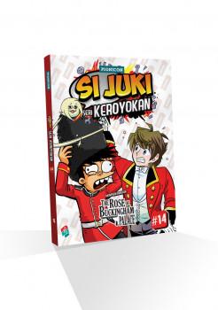 Komik Si Juki: Seri Keroyokan #14
