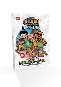 Komik Si Juki Seri Jalan-Jalan Nusantara: Petualangan di Labuan Bajo