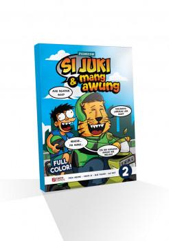 Komik Si Juki dan Mang Awung #2