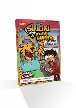 Komik Si Juki dan Mang Awung #1